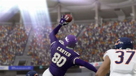 Cris Carter Catches One-Handed
