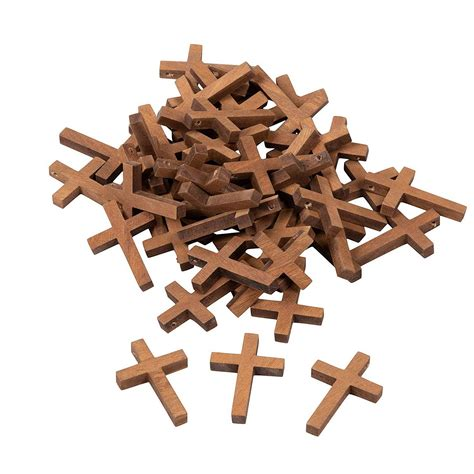 Cross Charms for Favors