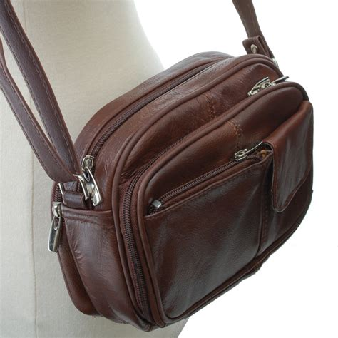 Cross Leather Bags
