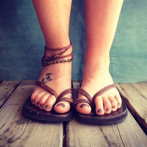 DIY Anklets