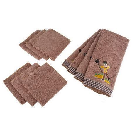 Don Aslett Kitchen Towels