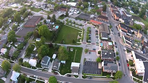 Downtown Canal Winchester Ohio