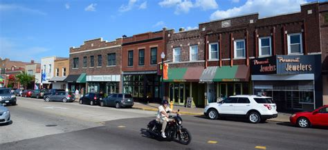 Downtown Maplewood MO
