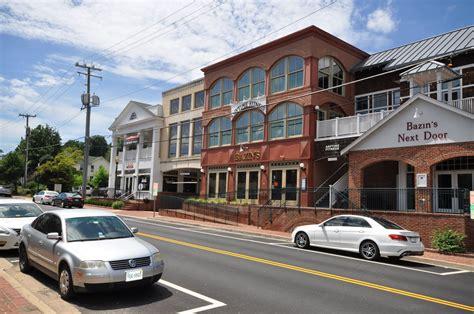 Downtown Vienna VA