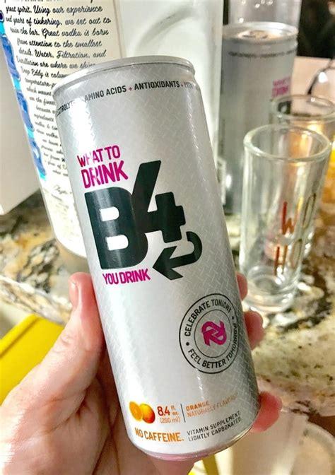 Drink B4