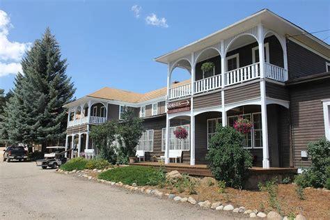 Elkhorn Lodge Estes Park