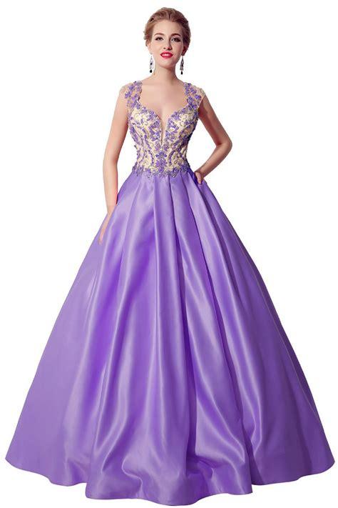 Empire Waist Ball Gown