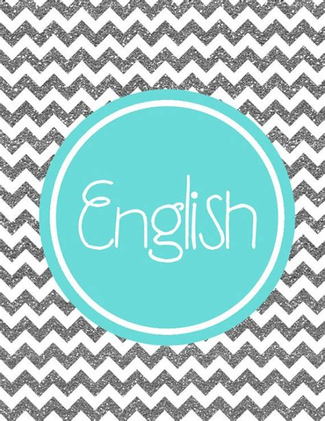 English Covers