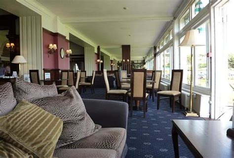 Falmouth Hotel Inside