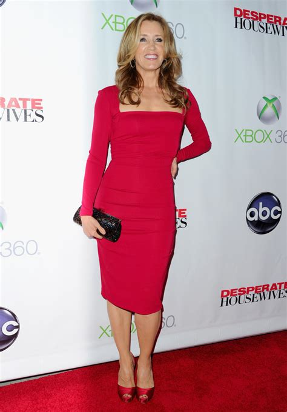 Felicity Huffman Red Dress