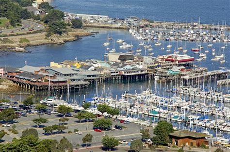 Fisherman's Wharf Monterey California