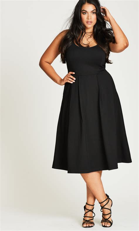 plus size fit and flare cocktail dress Page 2 collections