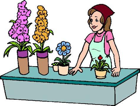 Florist Clip Art