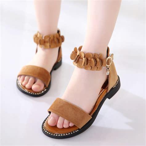 Flower Sandals 8 5