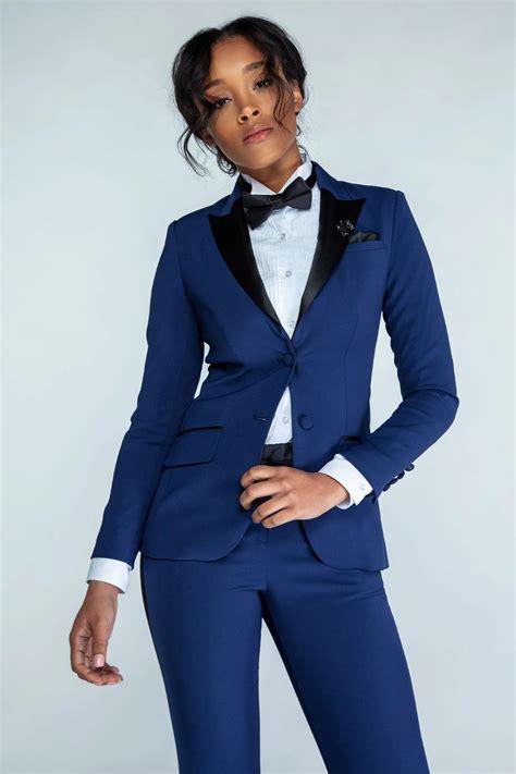 Formal Tuxedos for Women