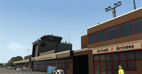 Fredericton New Brunswick Airport