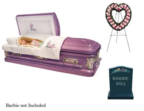 Funeral Barbie Doll Sets