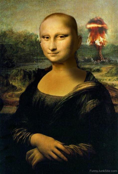 Funny Mona Lisa