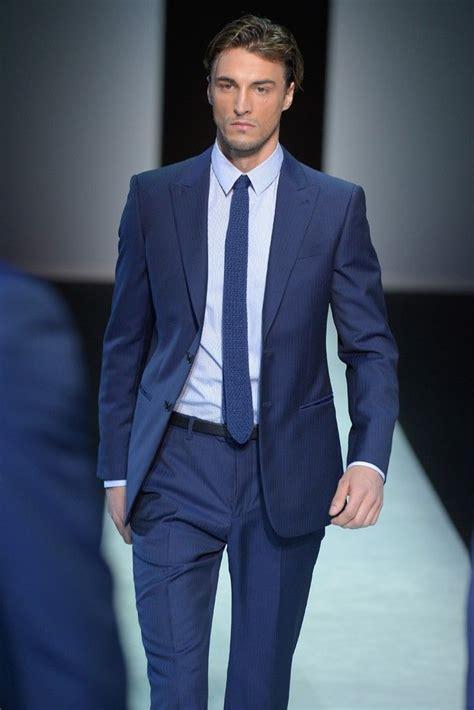 Giorgio Armani Men Suits