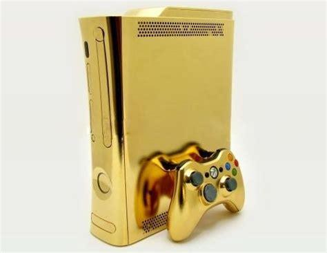 Gold Xbox 360