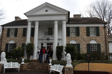 Graceland in Nashville Tennessee