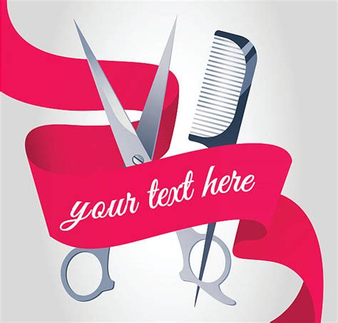 Hair Styling Tools Clip Art