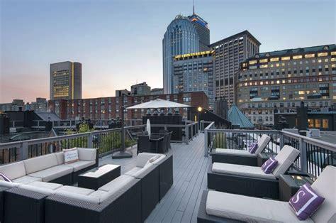 Harcourt Street Boston Marriott