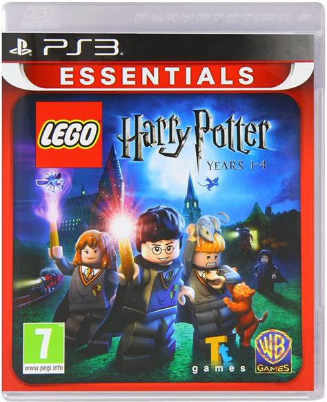 Harry Potter LEGO Game for PS3