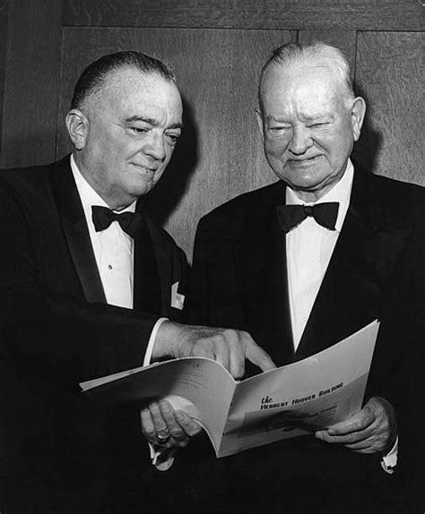 Herbert J. Edgar Hoover