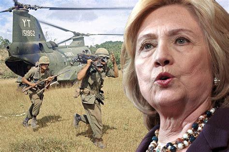 Hillary Clinton War