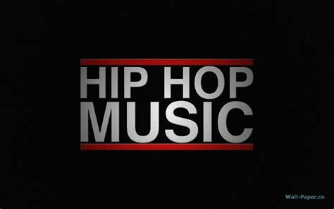 Hip Hop Rap Music Wallpaper