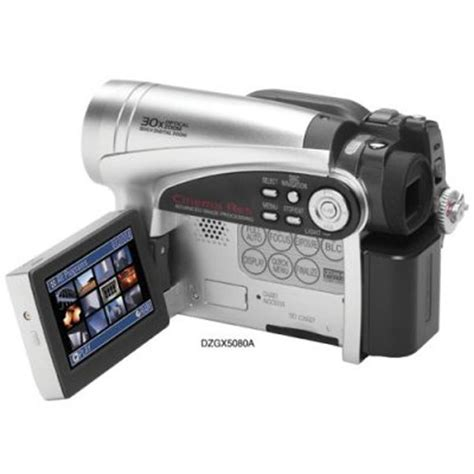 Hitachi Ultravision Camcorder