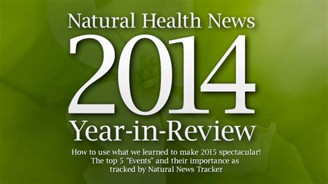 Holistic Health News