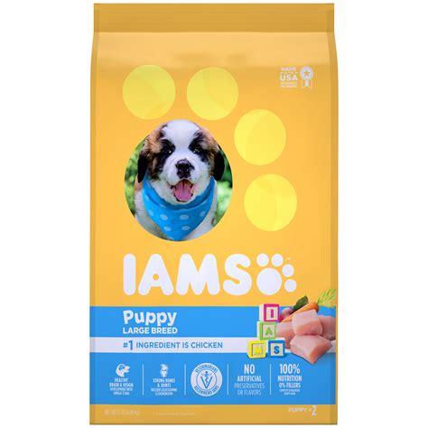 Iams Puppy Food