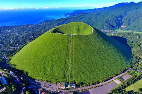 Izu Volcano Japan