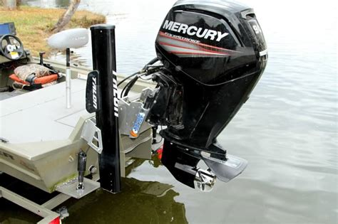 Galerry homemade outboard jack plates