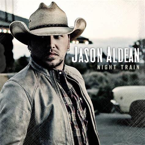Jason Aldean Night Train Album Cover