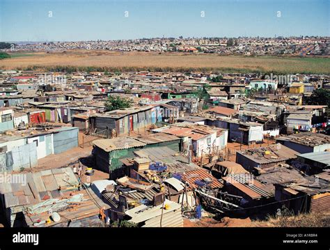 Johannesburg Shanty Towns