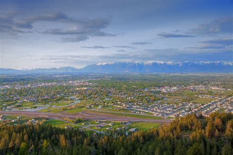 Kalispell MT Town