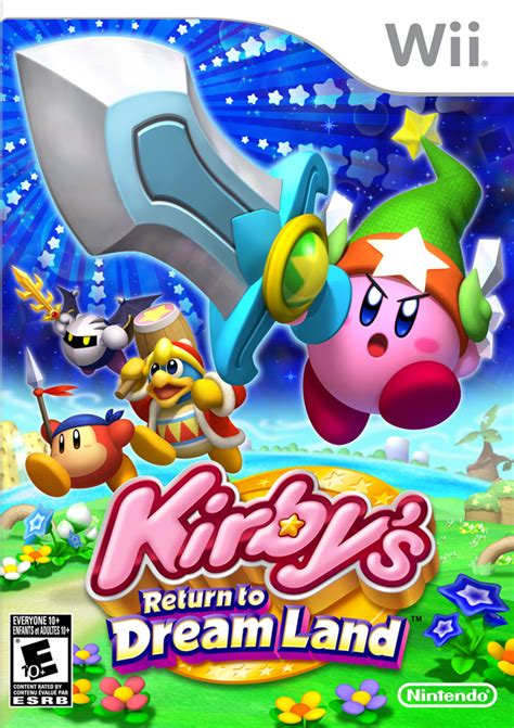 Kirby's Return to Dreamland Review