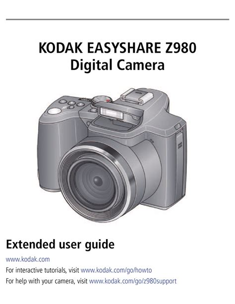 Kodak EasyShare User Manual