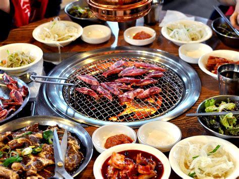 Korean Restaurants