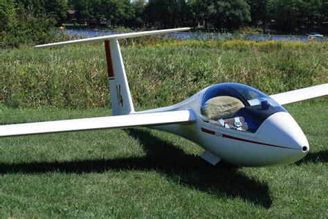 LS4 Glider