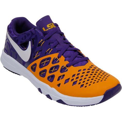 LSU Tigers Nike Tennis Shoes