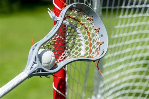 Lacrosse Ball and Stick