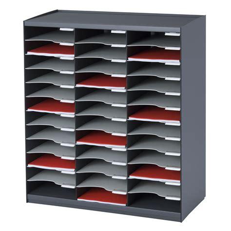 Literature Organizer 36 Compartments