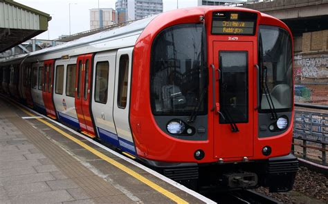 London Underground S Stock