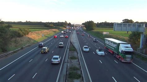 M6 Motorway Traffic