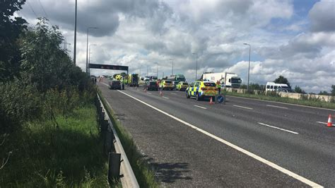M62 Motorway News