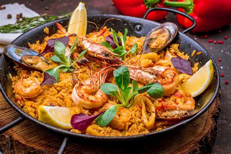 Madrid Spain Food